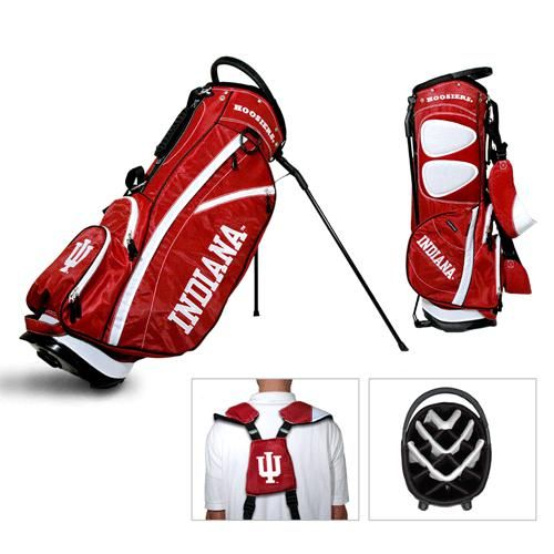 NCAA Indiana Fairway Stand Bag by Team Golf. Buy now @ ReadyGolf.com
