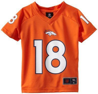 buy popular fe31f 904ee NFL Denver Broncos Peyton Manning Youth Player Replica ...
