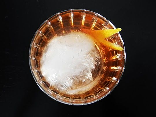 In honor of Fat Tuesday - A Better Sazerac.