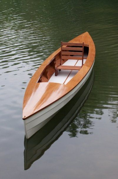 Sea Dart by jt van zandt | Passion for fish'n | Canoe, kayak, Wooden boats, Classic wooden boats
