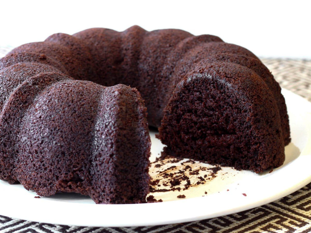 From cook illustrated Jan 2004 Chocolate sour cream bundt cake Serves 12 – 14 Ingredients: Cake Release: 1TB butter, melted 1 TB…