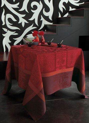 Tablecloth India Decor Table Linens Moroccan Interiors