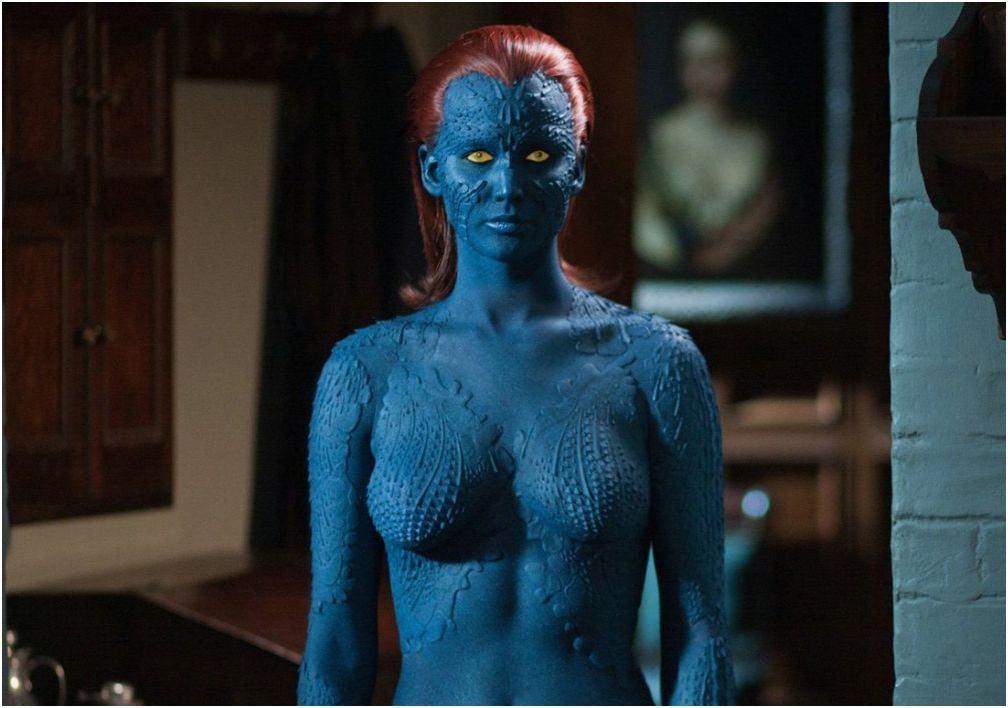 Pin On Xmen Days Of Future Past Mystique