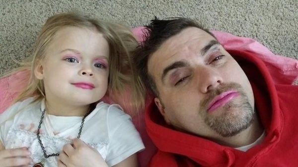 У меня есть дочь, поэтому я прекрасен всегда!   Дети ...