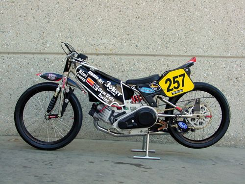50cc Motorcycle Land Speed Records Speed Racer Motorcycle Racer