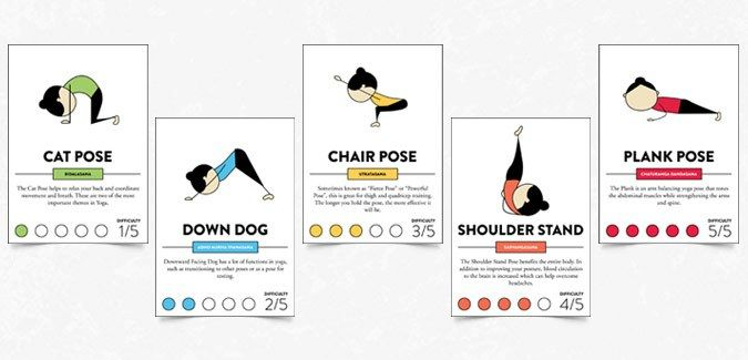 20 Printable Cards Showing Yoga Positions For Kids Childrens Yoga Yoga For Kids Kids Yoga Printables