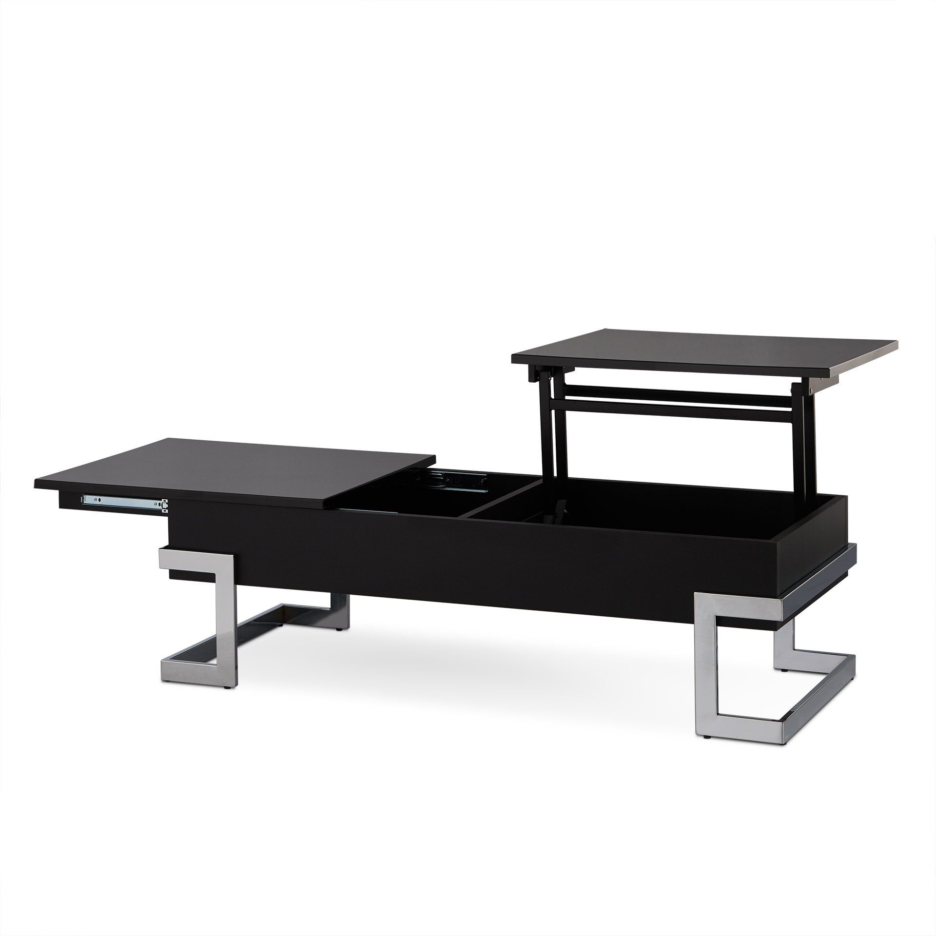 Acme furniture 81855 calnan lift top coffee table one size