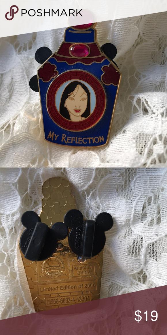 DISNEY AP limited Mulan trading pin