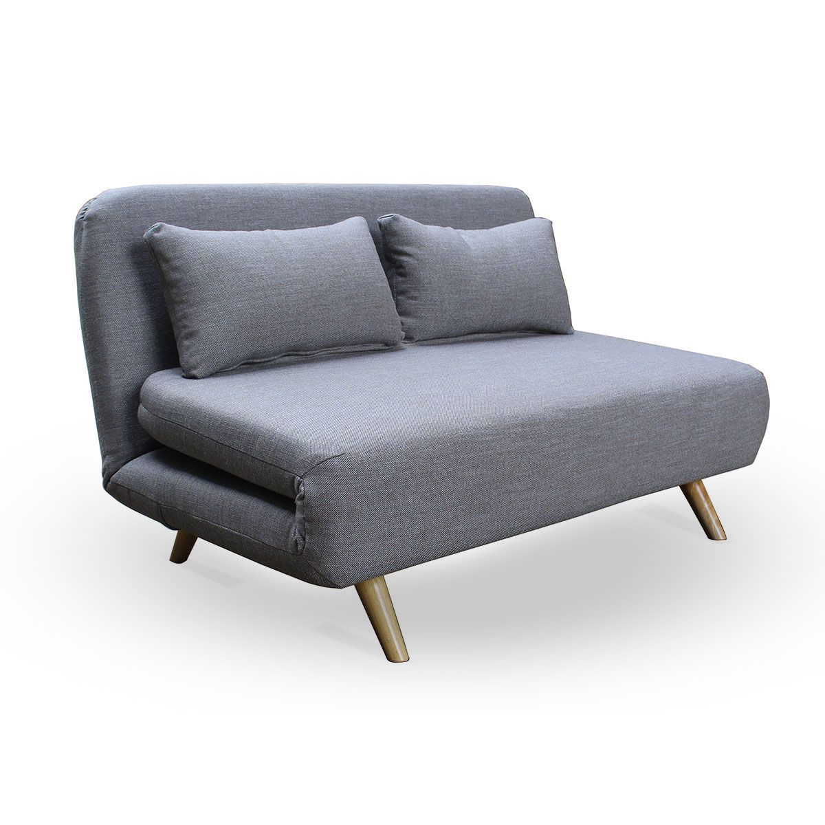 Canape Design Convertible Canapé Convertible 2 Places John Salas In 2019 Sofa Wood Sofa