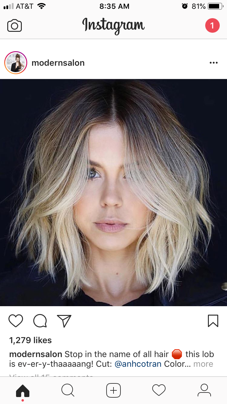 Love Her Color Hair Bobs Pinterest Hair Coloring Haircut