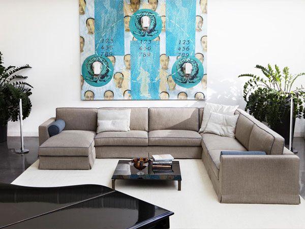 Gusto estetico, grande comodità e un design senza tempo ...