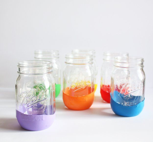 Mason Jar Decorating Ideas Mason Jar & Balloon Crafts Tutorial  Mason Jar Crafts