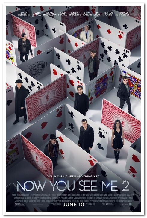 Now You See Me 2 2016 Original 27x40 Reg Movie Poster Jesse Eisenberg Hd Filme Ganze Filme Kostenlos Filme