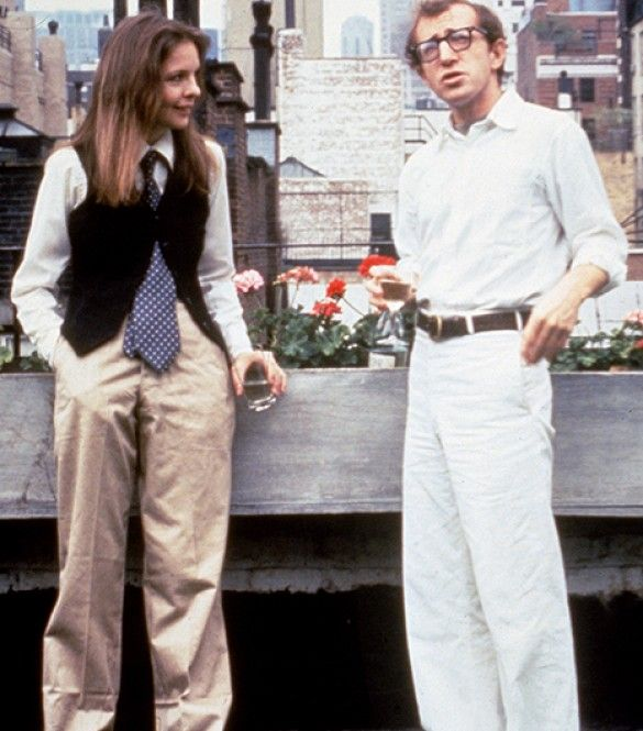 dress like diane keaton in annie hall for halloween in menswear inspired pieces - Halloween Costumes You Already Own