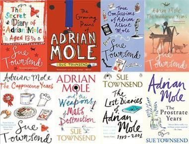 Author Sue Townsend Dies At 68 Adrian Mole Author Good Books