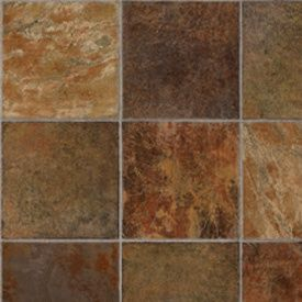 dark linoleum floors - google search | home improvement