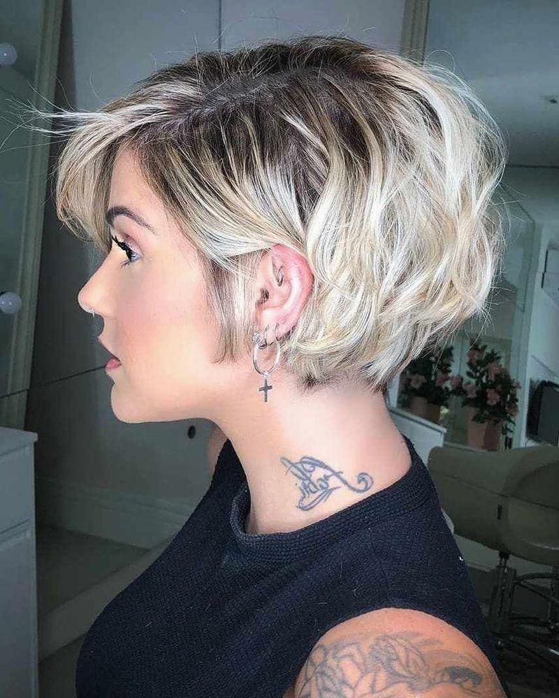Beliebteste kurzhaarschnitte für frauen.   Short hair