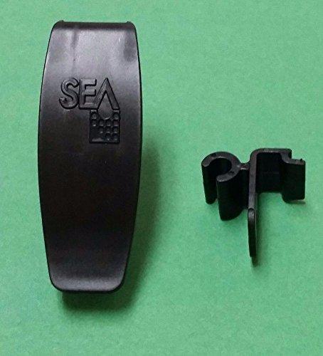 Fleetwood 530154963a Oem Rv Shower Door Latch Lock