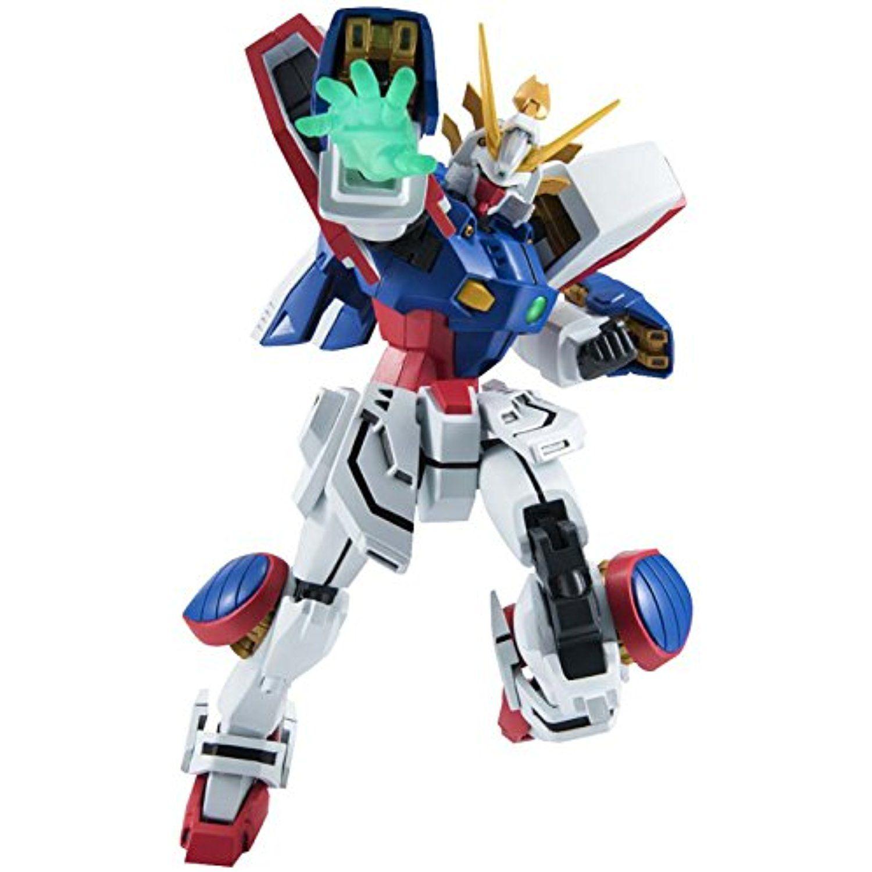 "Bandai Tamashii Nations Robot Spirits Shining Gundam ""G"
