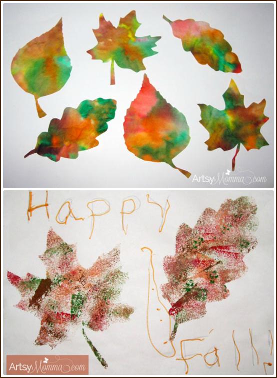 44+ Fall leaf crafts for preschoolers information