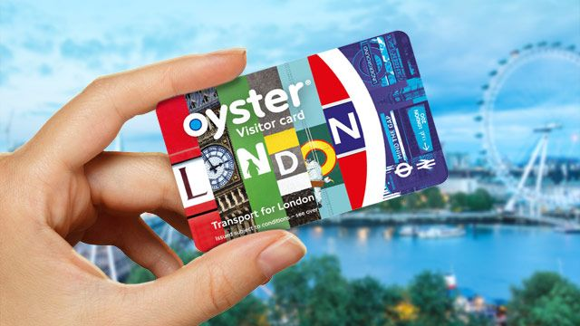 Oyster Card et Travelcard à Londres | Oyster card, London