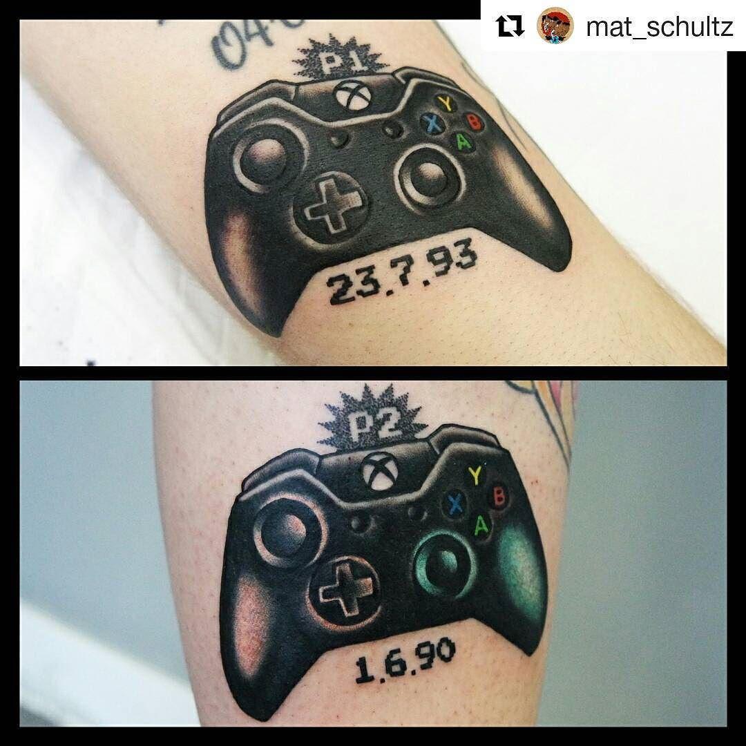 Xbox Tattoos Xbox Draw Drawing Art Fanart Artist