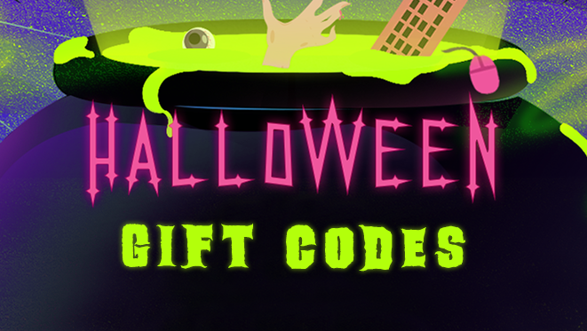 Steam halloween is back! Invite your friends to redeem gift cards ...