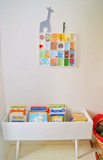 ondeugende spruit boekenplank inspiratie boekjes plantenbak, Deco ideeën
