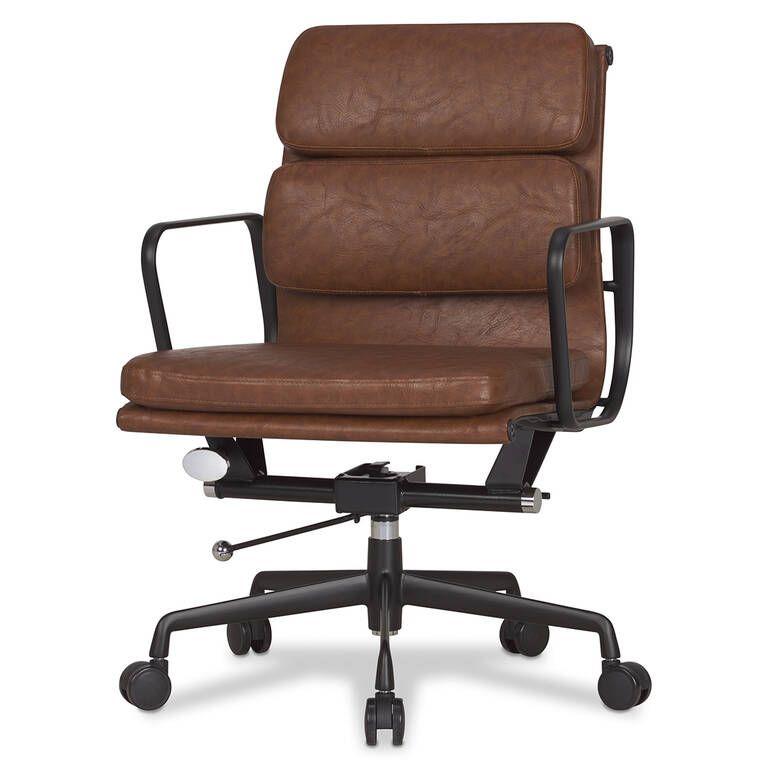 Handler office chair wyeth tan in 2020 office chair