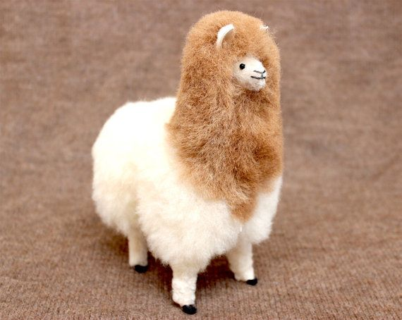 Spring Sale 12 Off 100 Percent Alpaca Fur Alpaca Plushie Very Soft