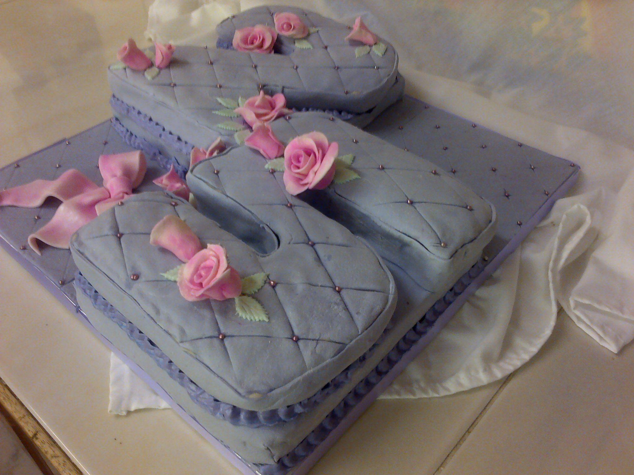 Birthday Cake For Lady