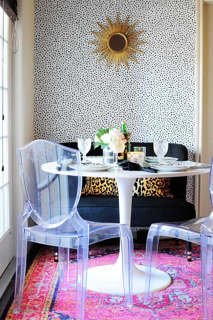 Dining Room Decor Tips For Renters And Small Space Dwellers