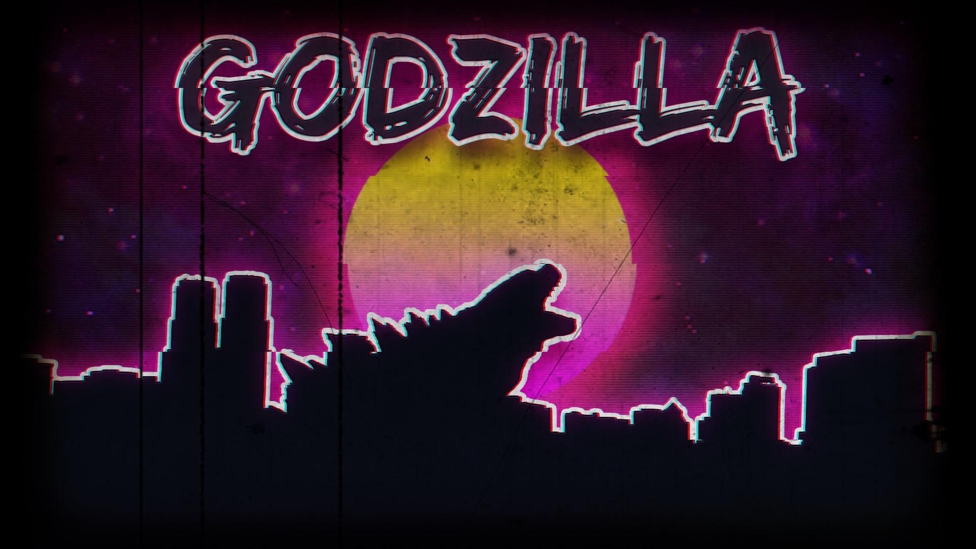 16 Luxury Pubg Wallpaper Iphone 6: A Retro 80s Style Godzilla Wallpaper I Threw Together In
