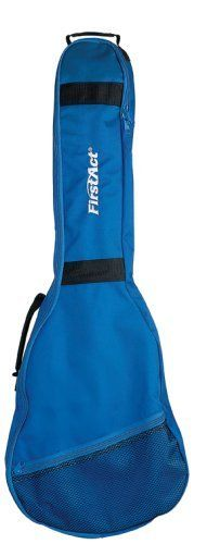 First Act Discovery FC132 Student Guitar Case for Discovery Guitars BLACK