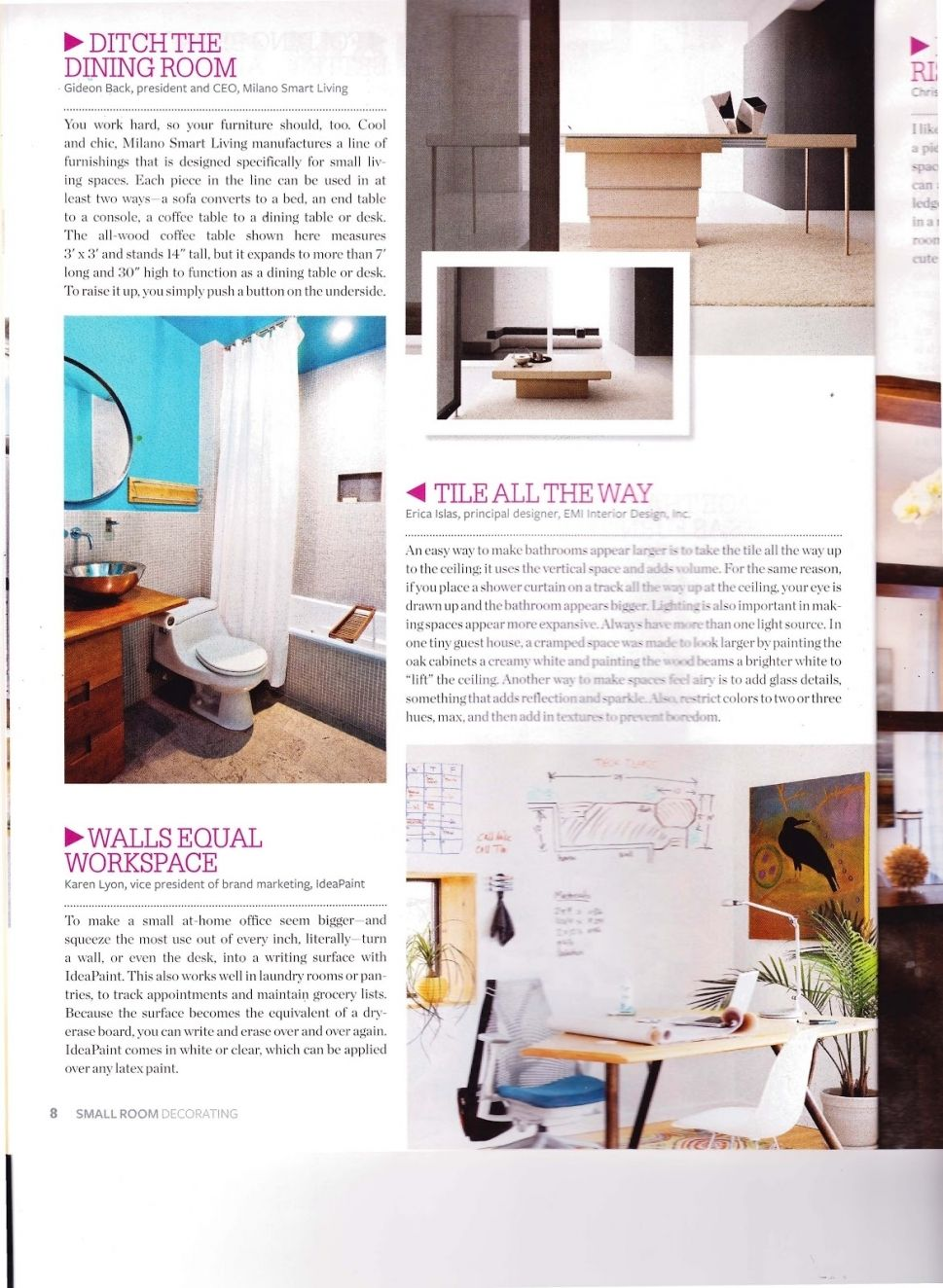 small house decorating magazine - modern interior paint colors Check ...
