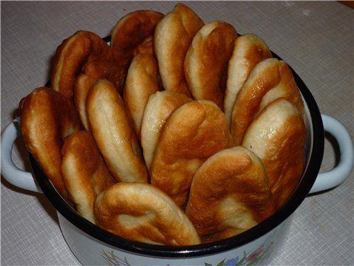 самое быстрые пирожки рецепт тесто