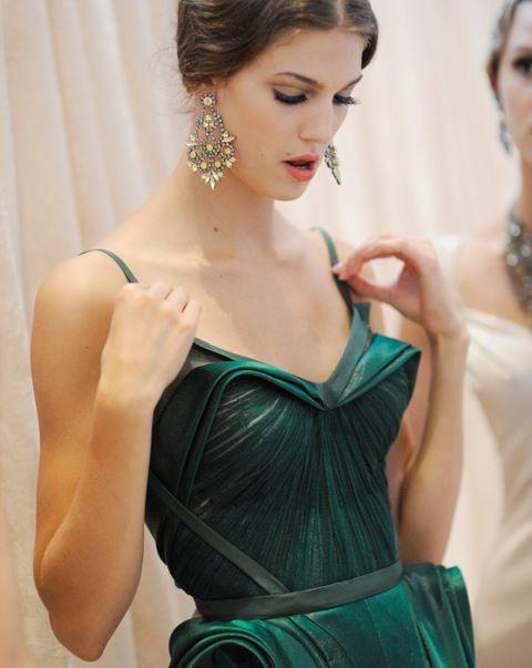 Emerald Diamond Dresses