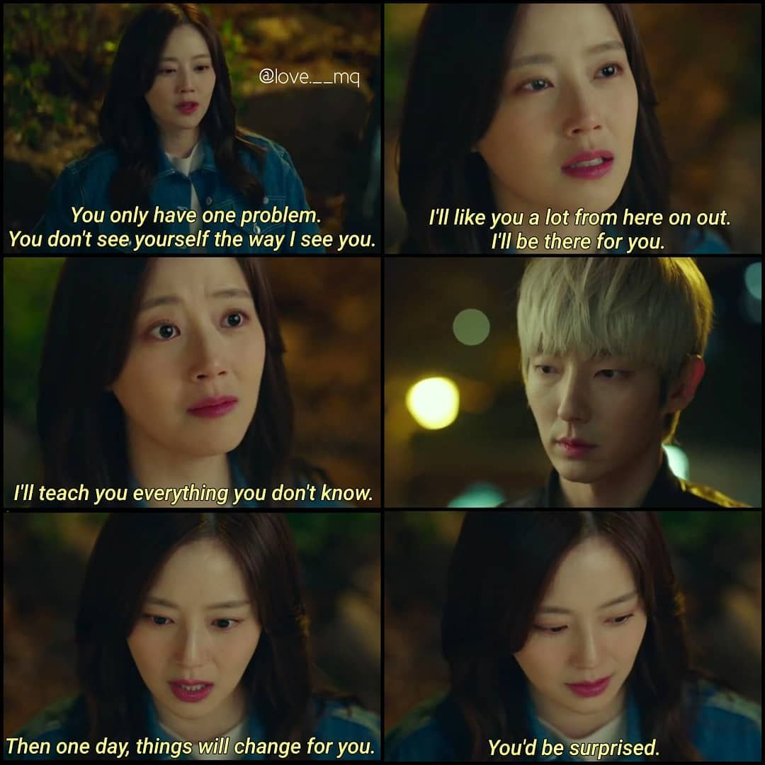 "Mi piace"": 422, commenti: 0 - Kdrama Quotes & Scenes (@love.__mq) su  Instagram: ""Can't say 'no' to her🤩♥… 