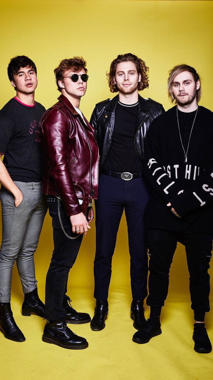 Pin by an Angel on -5 seconds of summer- | 5sos wallpaper ...