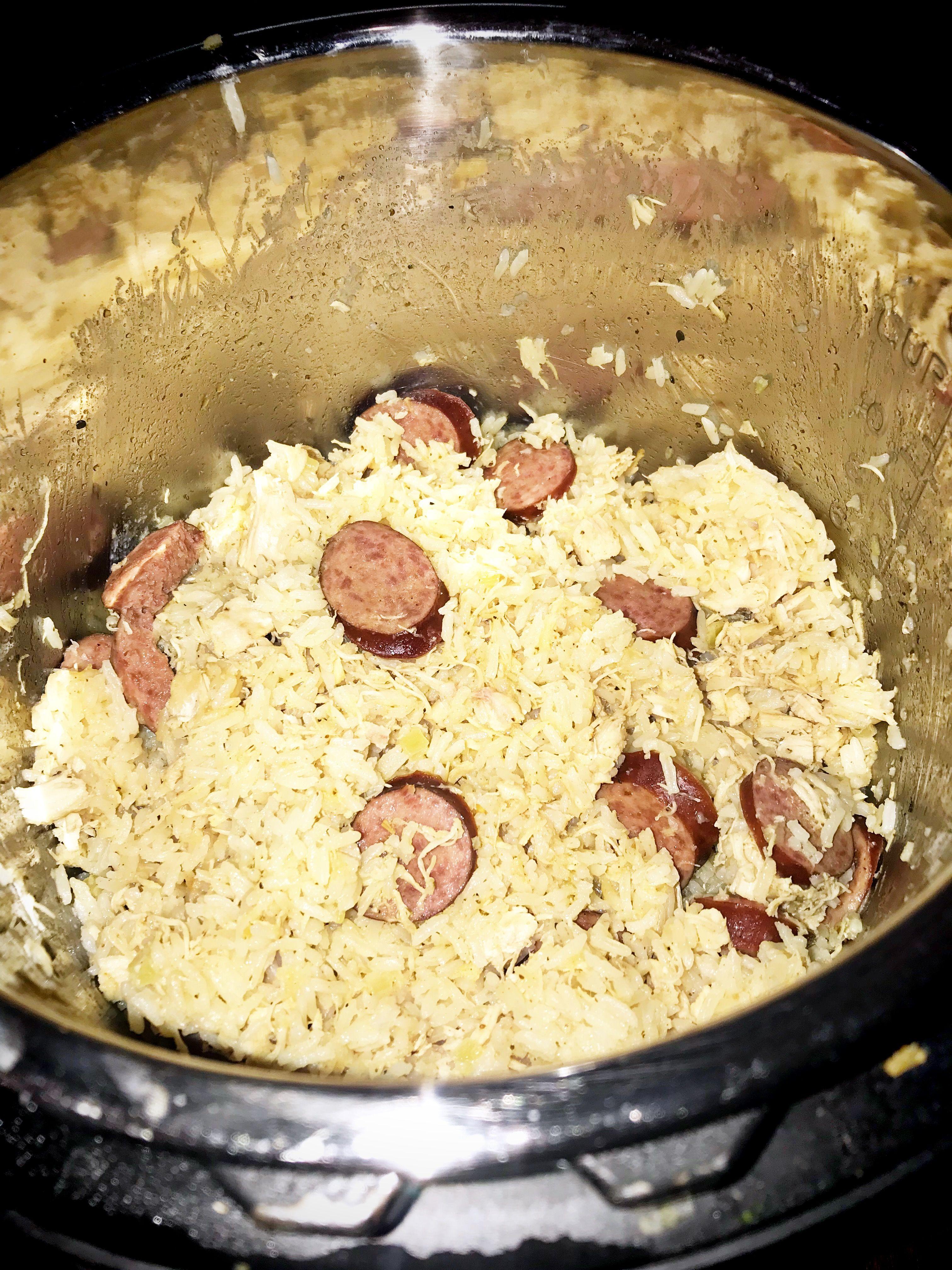 Instant Pot Chicken Bog Chicken Bog Instant Pot Recipes Instant Pot Chicken