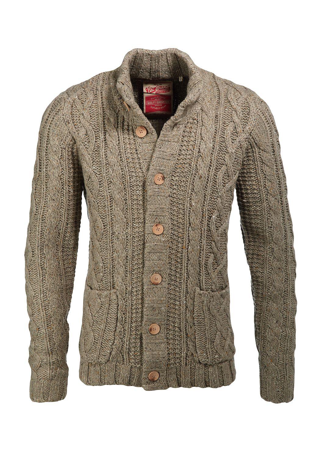 6ffbf927c8c8b4 Grobstrick Cardigan EDC - Esprit Online-Shop