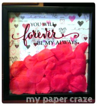 Wedding Love is Me /& You Valentines Vinyl Sticker for Box Frame Engagement