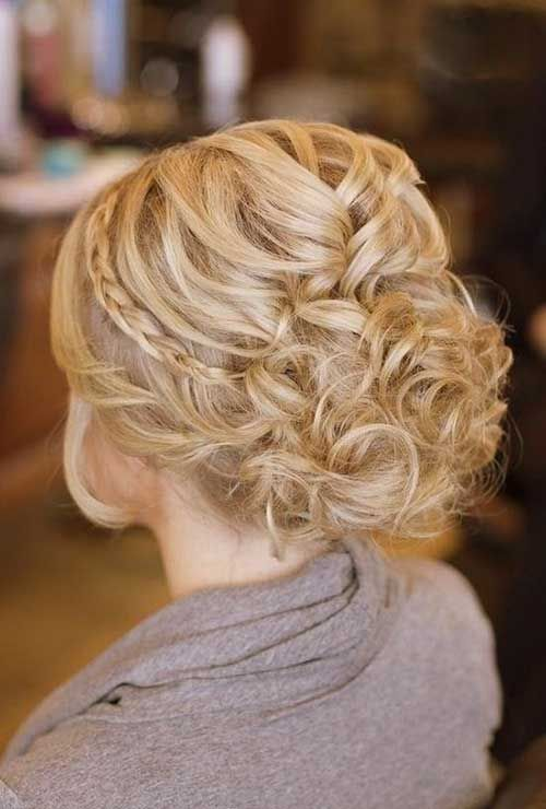 Easy Breezy Summer Hair Updo Ideas To Beat The Heat In Style - Updos for short hair wedding