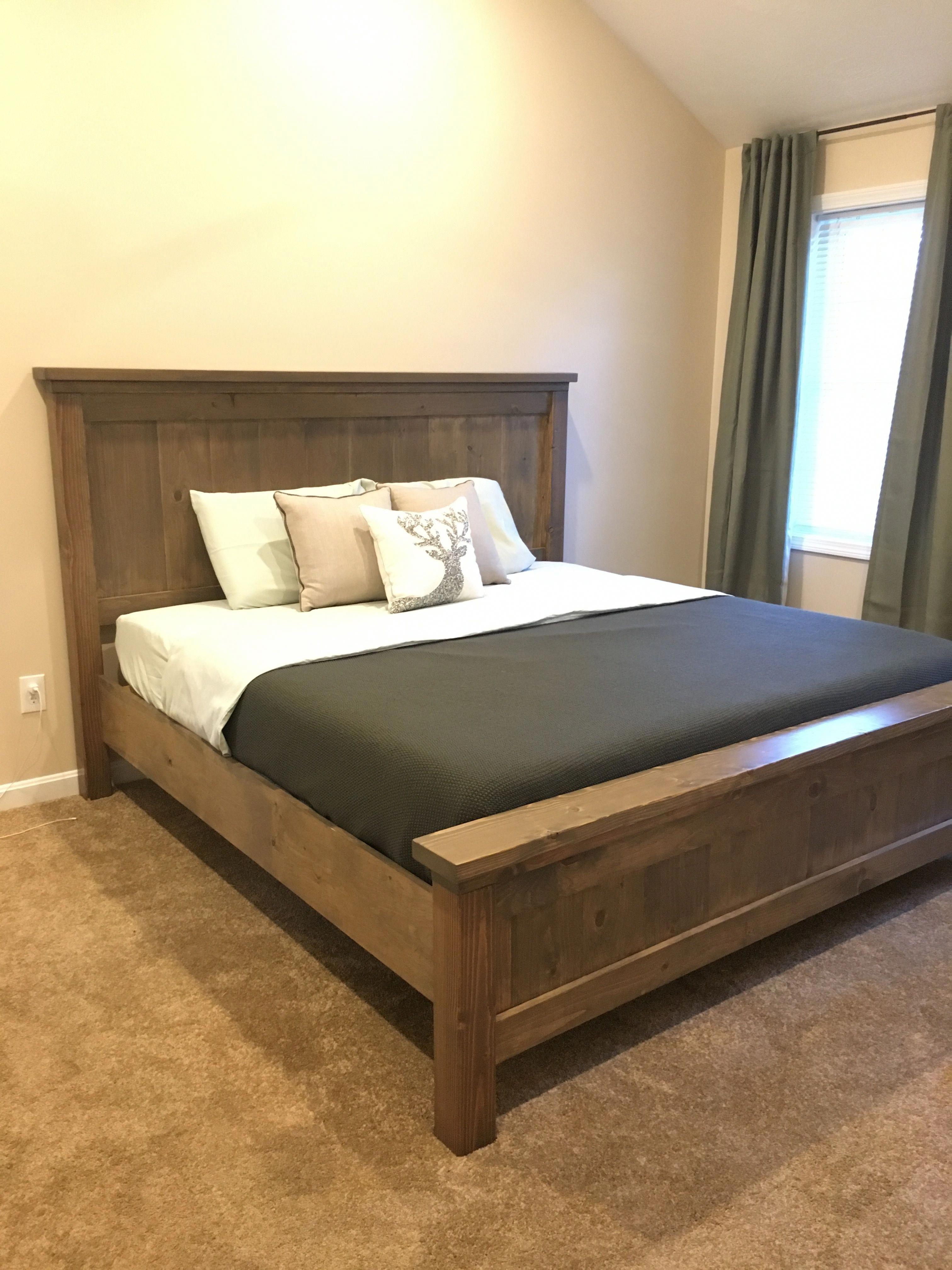 farmhouse style king bedroom sets