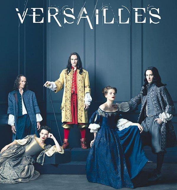 Versailles (TV Series 2015- ????)