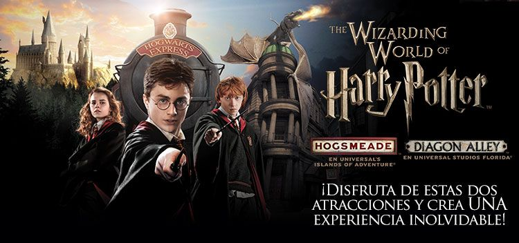 The Wizarding World Of Harry Potter Universal Orlando Universal Orlando Tickets Wizarding World