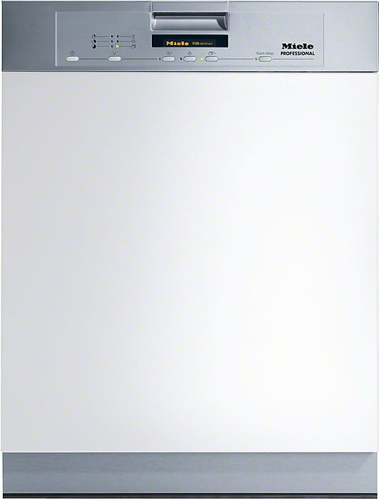 Miele Pg8080i2n Full Console Commercial Dishwasher With
