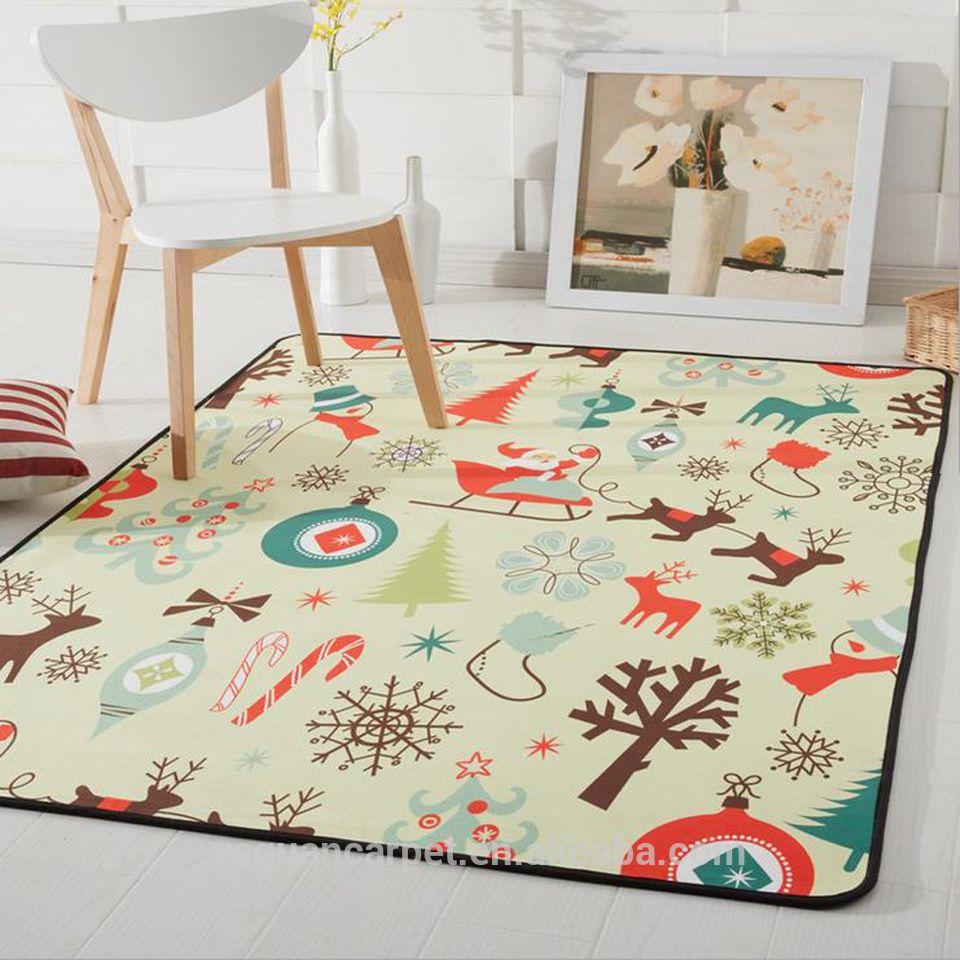 Art Design 100 Polyester Printing Custom Digital Printed Carpet Rug Floor Mats For Home Design Kids Rugs Art Design