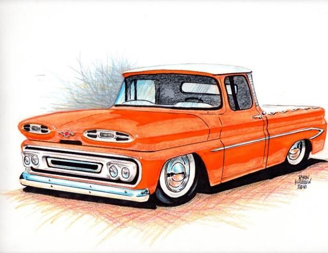 1967 chevy apache