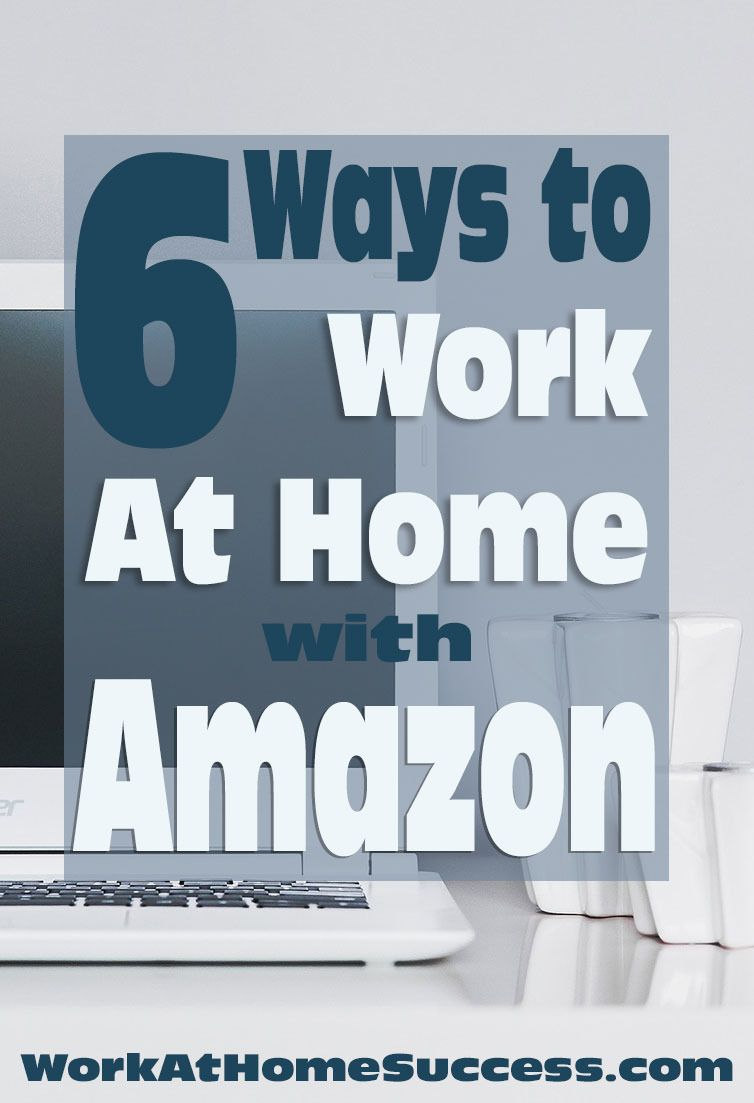 6 Ways to WorkAtHome with Work from home